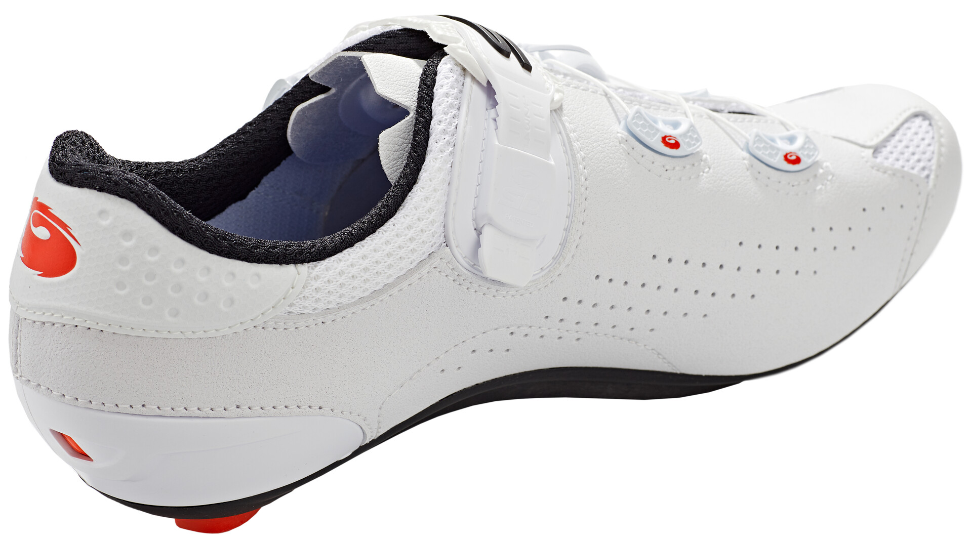 Sidi Genius 10 Schuhe Herren whitewhite